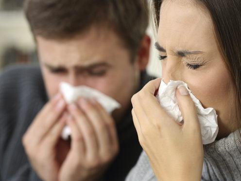 ORL Por que gotea la nariz cuando bajan las temperaturas
