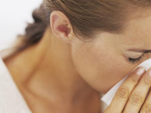 Sabes diferencia resfriado comun la rinitis alergica ORL