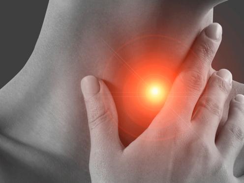 Cómo aliviar dolor de garganta