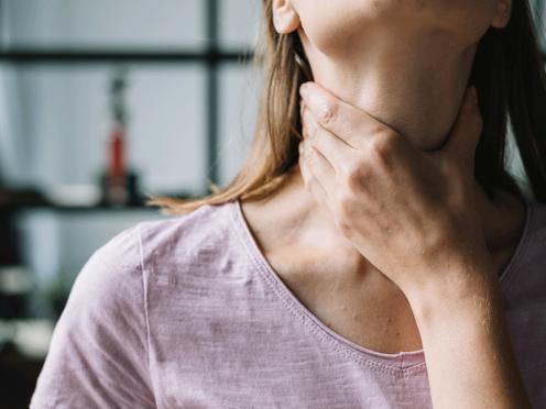 Cuidar garganta