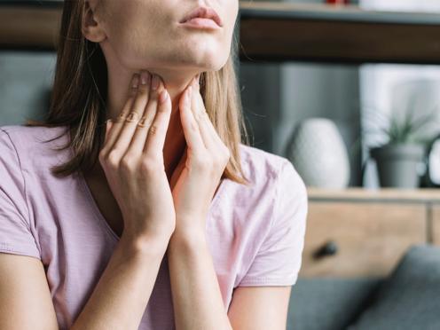 consejos dolor de garganta