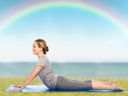 yoga congestion nasal